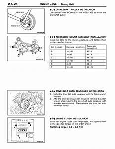 2000 Mitsubishi Montero Pajero Service Repair Manual