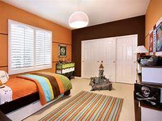 High quality images for peinture chambre orange et marron 1920x1080 ...