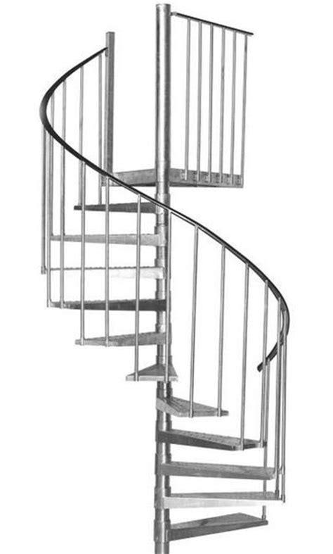 escalier dolle exterieur design en acier helicoidal colimacon modulable en kit ebay