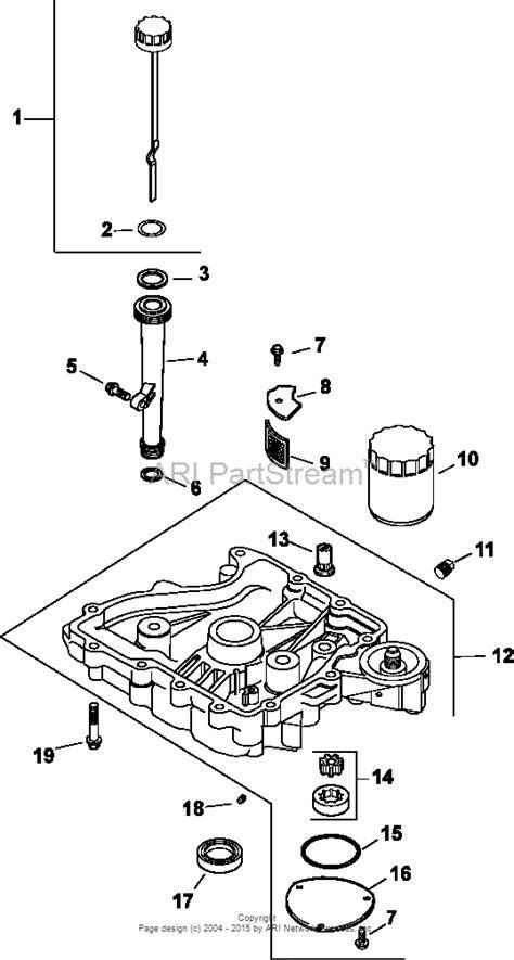 kohler cv  husqvarna  hp  kw parts diagram