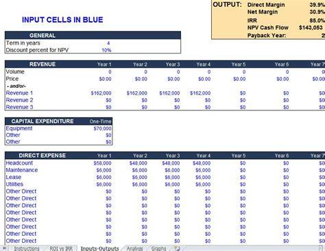 pro forma templates business plan pro forma spreadsheet