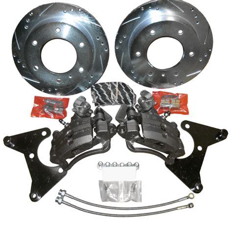Datsun 620 Disc Brake Conversion by Brake Conversion Upgrade Kits Brakes