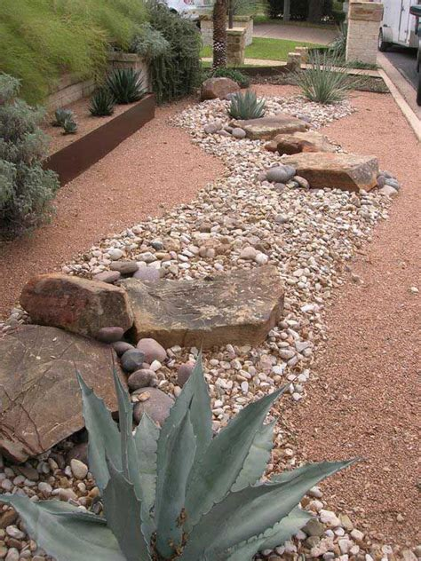 best 25 desert landscaping backyard ideas on