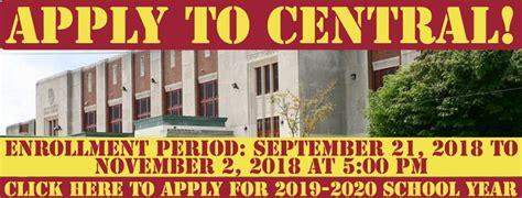 central high school school district philadelphia