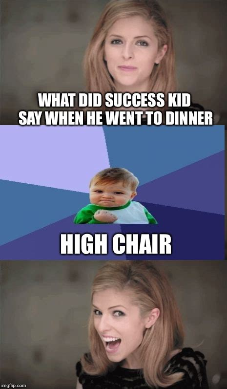 High Kid Meme - this is a really truly honestly awfully sure fire bad pun imgflip