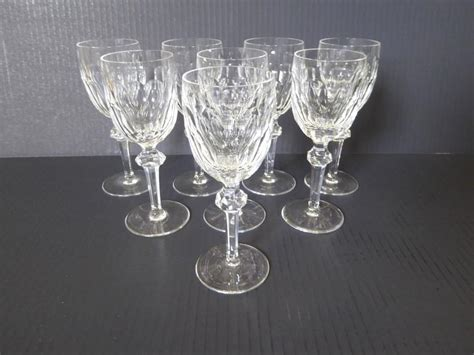Vintage Waterford Crystal Curraghmore Stemware Service For