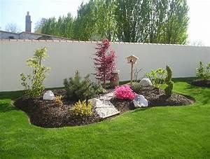 beautiful idee jardin plantation ideas awesome interior With idee de plantation pour jardin