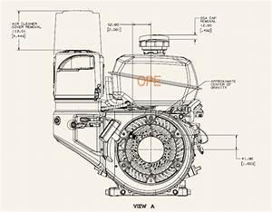 Kohler Engine Ch395