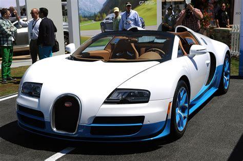 special edition bugatti veyron  grand sport vitesse