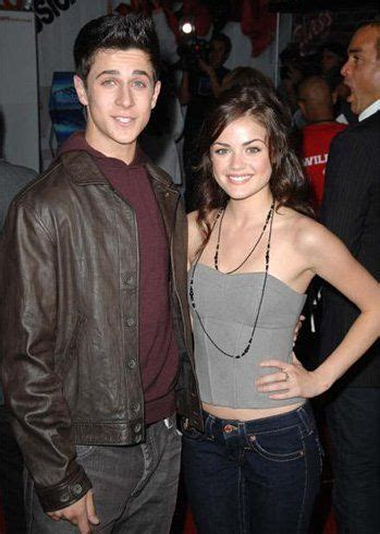 David Henrie and #LucyHale | Lucy hale, David henrie, Lucy ...