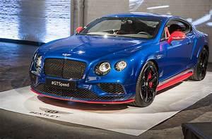 Bentley Continental Gt Speed : 2017 bentley continental gt speed priced from 240 300 ~ Gottalentnigeria.com Avis de Voitures
