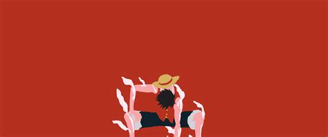 Download 2560x1080 Wallpaper Monkey D. Luffy, One Piece