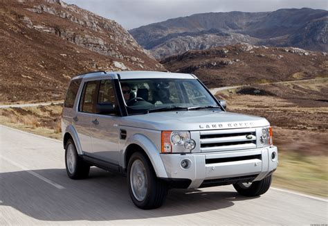 Top Of The Range Land Rover Discovery Land Rover Discovery 3 Tdv6 And Range Rover Sport Tdv6