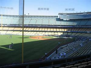 Seating Chart Dodger Stadium Rows Section 163 At Dodger Stadium Rateyourseats Com