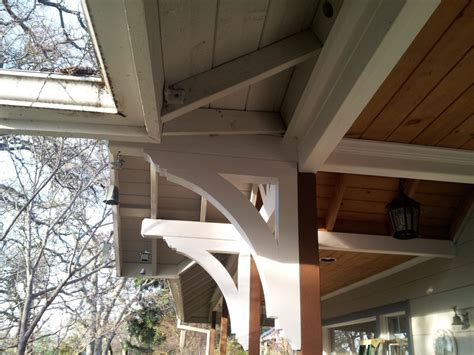 Exterior Wood Corbels by Rustic Timber Wood Brackets Architectural Depot