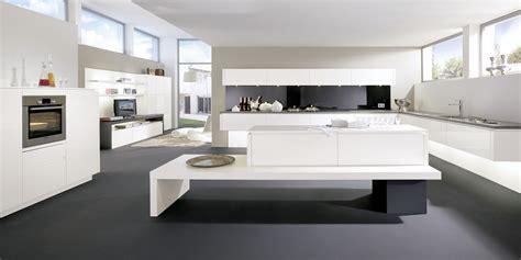 cuisine ouverte design cuisine moderne ouverte sur composition de salon