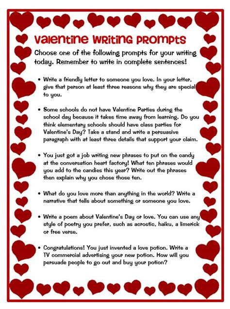 fun learning activities  valentines day scholastic