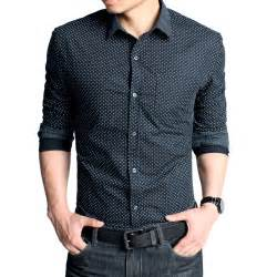 shirts design shirt designs for sleeve shirt fashionable casual slim 100 cotton patchwork