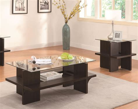 cocktail table sets design homesfeed
