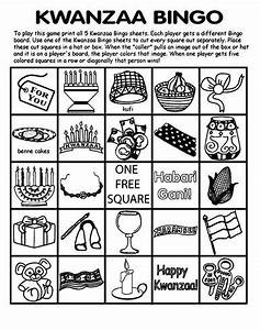 Kwanzaa Coloring Pages 7 Principles: Kwanzaa Stock Images ...