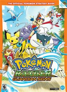 Pokémon Ranger: Guardian Signs: Prima's Official Strategy ...