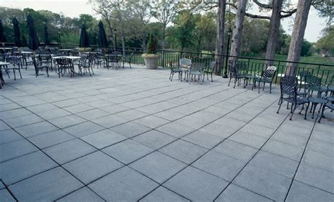 24 quot square patio pavestone outdoor living all