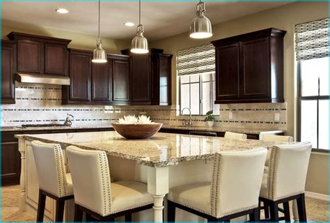 kitchen islands that seat 6 kitchen island with seating for 6 photos 8302