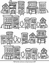 Neighborhood Coloring Printable Preschool Books Sheets Colouring Break Luxury Printables Spring Adult Activities Easter Halloween Activity Fun Specifically Perfect Portrait sketch template