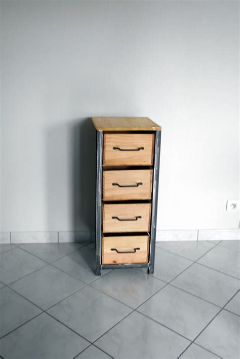 meuble d appoint cuisine ikea cuisine crã ations meubles bois palette sur a