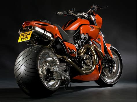 Wallpaper Cool Red Motorcycle Close-up 1920x1440 Hd Picture, Image