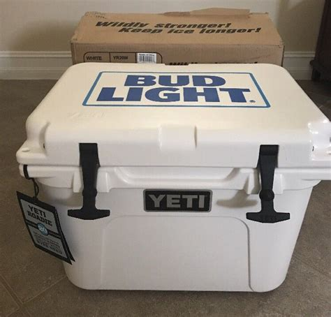 Bud Light Ice Chest Shop Collectibles Online Daily