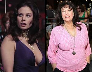 Lana Wood played Plenty O'Toole in Diamonds Are Forever ...