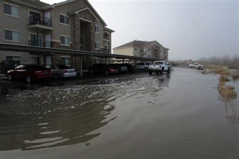 parts  northern nevada remain  flood warning las