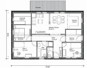 Bungalow Grundrisse 4 Zimmer : bungalow 6 zimmer grundriss luxury easy von kern haus hi winkelbungalow 150 qm mit garage ~ Eleganceandgraceweddings.com Haus und Dekorationen