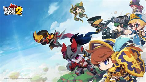 Maple Story Is The Only Free To Play Top Anime In Steam Should You Play Maplestory 2 Everything You Need To