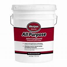 Westpac Materials 4 Gal Allpurpose Premixed Joint