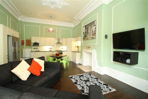 The Living Room Nottingham by 7a Waverley 4 Bedroom Nottingham Student House