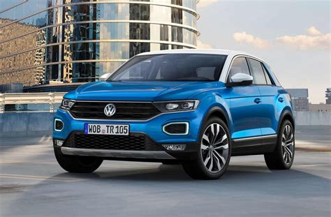 volkswagen new suv 2020 vw s subcompact suv planned for 2020 model year torque news
