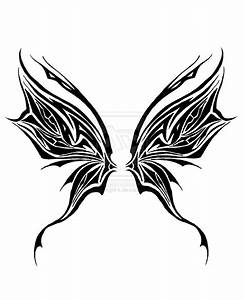 tribal fairy wings | Ink. | Pinterest | Tattoo, Hennas and ...