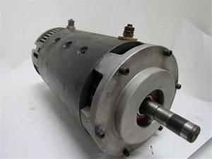 Prestolite Mty4001ru 36 V Dc Electric Drive Raymond Forklift Motor