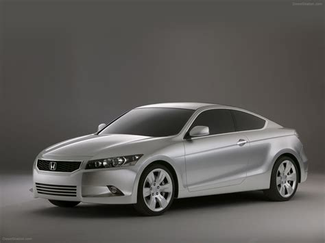 Honda Accord Coupe Concept 2008 Exotic Car Wallpapers