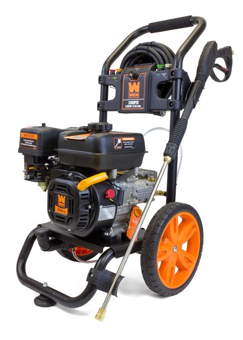 wen 3100 psi 208cc gas pressure washer shop your way shopping earn points on tools