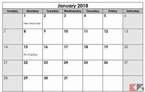 template calendario 2018 per microsoft office chimerarevo With window calendar template