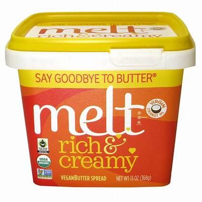 Plant Based Melt Organic Spread Butter Probiotic