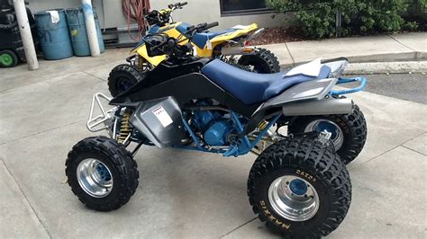 Suzuki Four Wheeler For Sale by 1987 Suzuki Quadzilla 500 Atv Four Wheeler