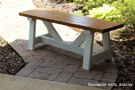 diy providence bench plans  ana white handmade