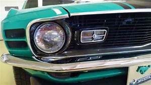 1970 Mach 1 Used Manual For Sale