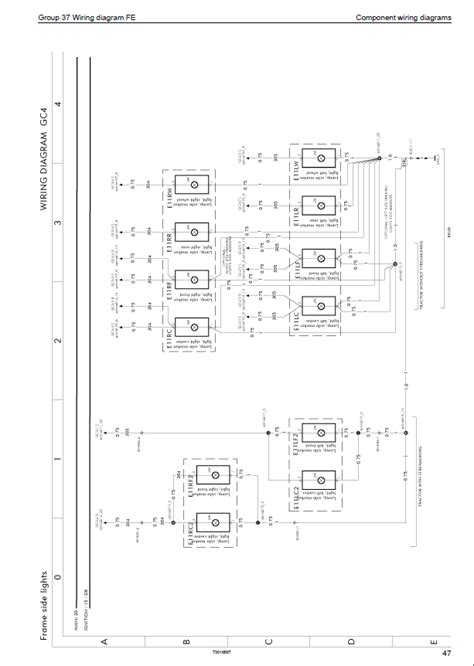 volvo trucks fe wiring diagram service manuals pdf