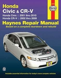 Honda Civic Repair Manual