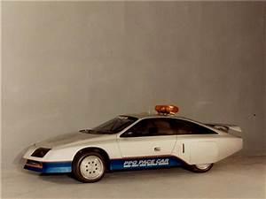 1982 Dodge PPG Pace Car Concepts